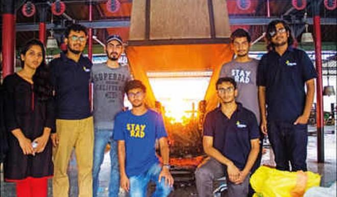 IIT Kids Help Last Rites Go Green