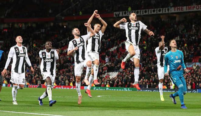 Juventus Too Good For Man United