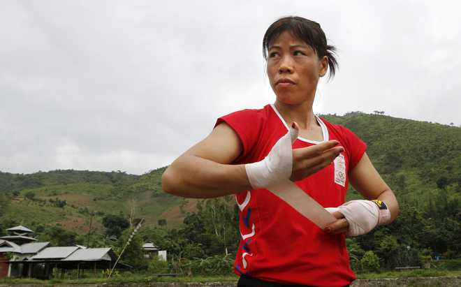 Boxers Hit 'Long Run' For WC Prep