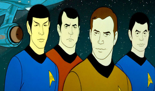 'Star Trek' Animated Comedy Series In Works