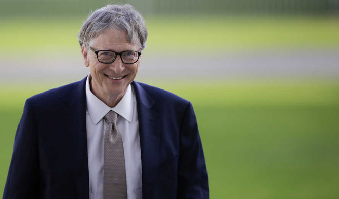 On His 63rd Birthday, Bill Gates Spends $94 Billion Over This