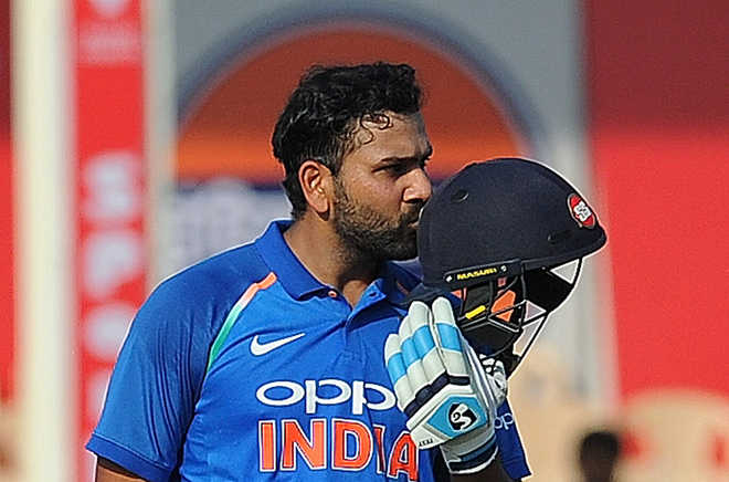 Rohit Continues To Shine At CCI