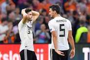 Netherlands Thrash Germany 3-0
