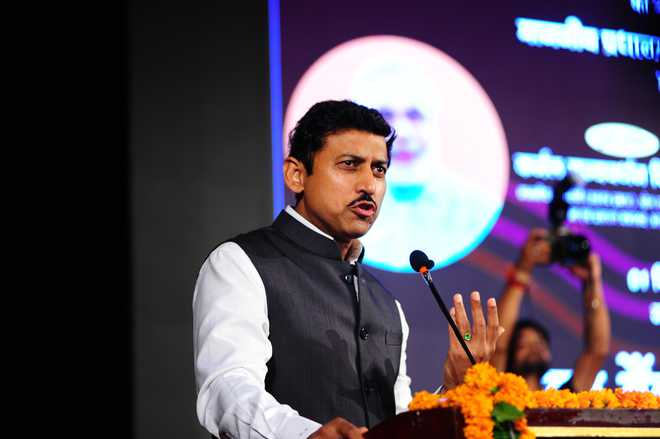 Hunger Is The Only Key To Success, Says Union Minister Rajyavardhan Singh Rathore