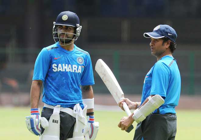 Kohli Is Leading Player Of All Time: Sachin