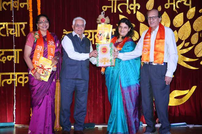 Bhajan Sandhya in DAV 15 Mesmerises Audience