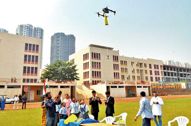 VP Students Design, Launch A Miniaturised Satellite!