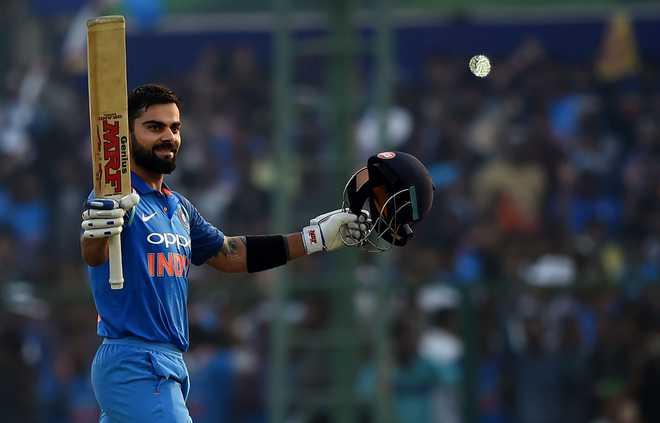 Kohli Won't Beat This Batting Record