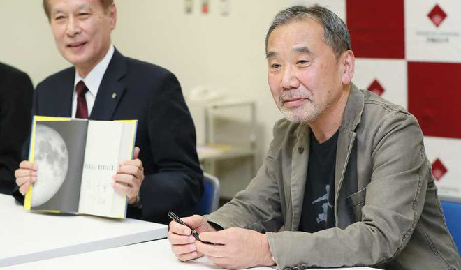 Murakami Reveals Plan For Library Of Works