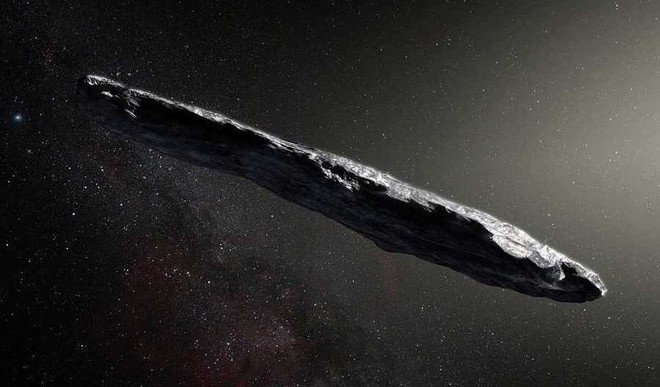 Did Aliens Just Ring The Solar System's Doorbell?