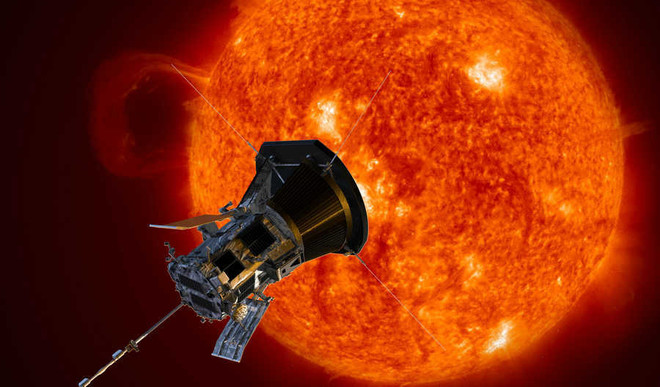 Parker Solar Probe Is The Fastest Thing Man Ever Built