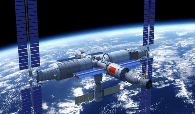 Everything To Know About China's New Space Station