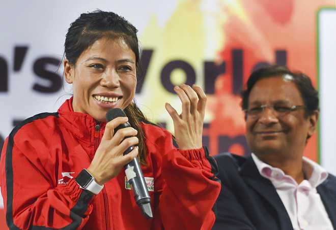 All Hopes On Indian Boxers At Worlds