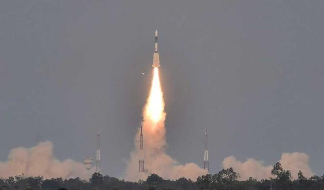 ISRO Launches Communication Satellite GSAT-29