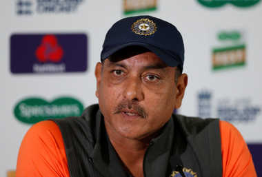 Chopping, Changing For WC Over: Shastri