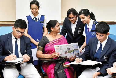 Ready For Life With Values Nurtured At School