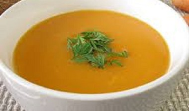 Yummy Carrot Dill Soup