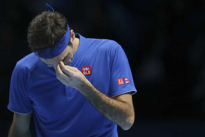 Federer Must Wait For 100th ATP Title