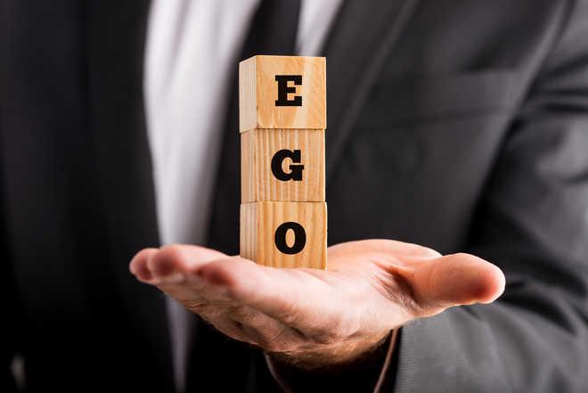 Anoushka: Tackle Ego With Humour