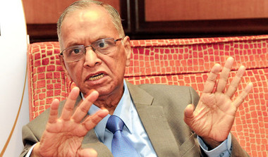 We Can't Hold The PM Responsible For Execution Of Projects, It's The Bureaucracy That Has To Do It, Feels Narayana Murthy, Infosys Co-founder. Your Views?
