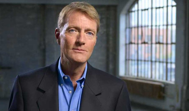 Lee Child's Reacher Needs A New Face