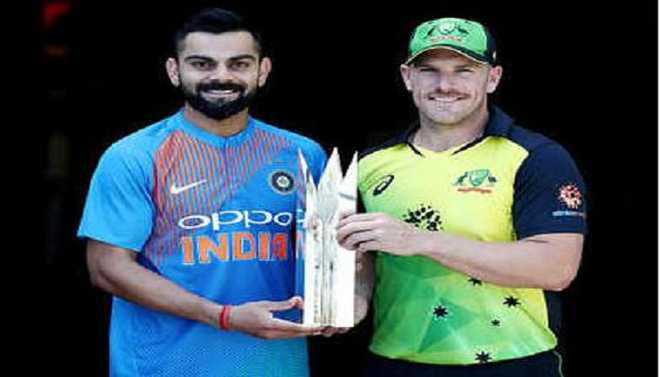 India Firm Favourites Against Aussies