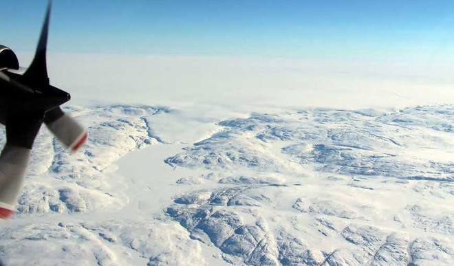 The Secret Beneath Greenland's Ice Sheet