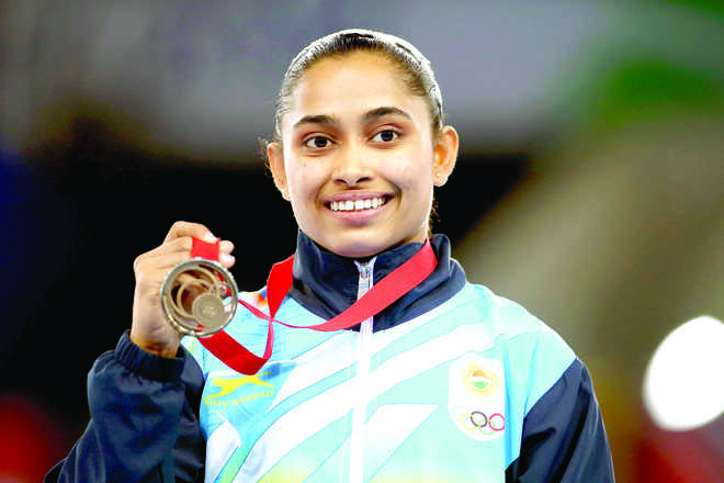 Dipa Eyes Oly Berth With Good Show