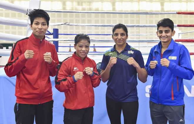 World Boxing: 4 Indians In Semis
