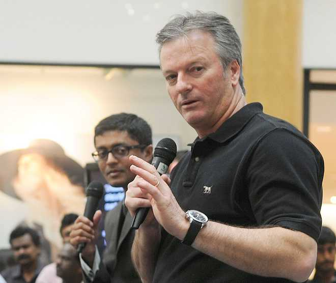 Indian Team Not Better Than Ones I Played Against: Waugh