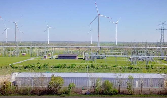 World's Largest Energy Storage System