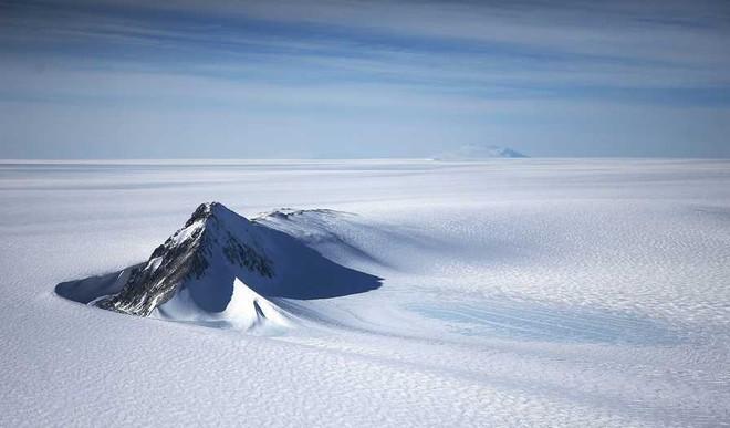What's Hiding Under The Antarctic Ice?