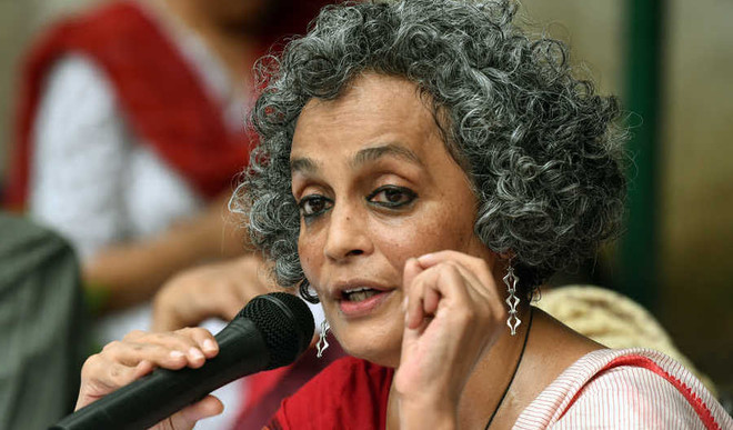 Arundhati Roy Wins Book Of The Year Award