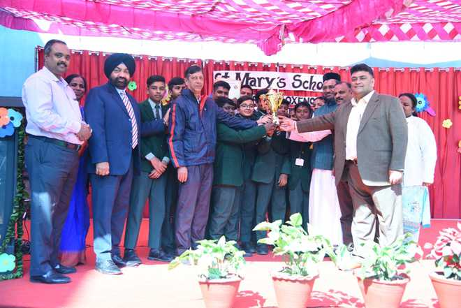 Inter-school Patriotic Group Song Contest