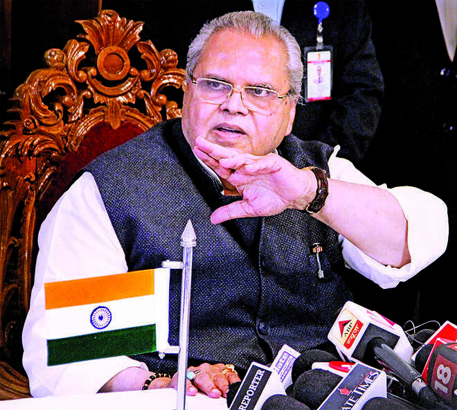 Do You Support The J&K Governor's Move To Dissolve The State Assembly?