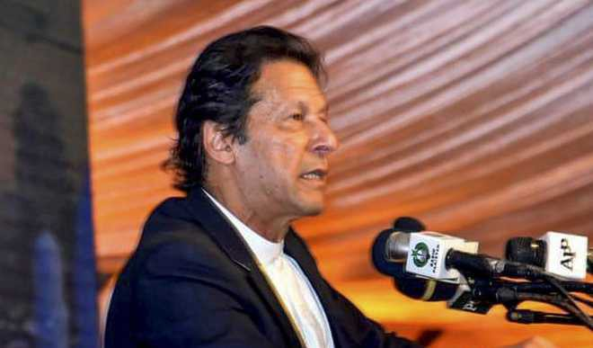 Pak Army Is Not An Obstacle: Imran Khan