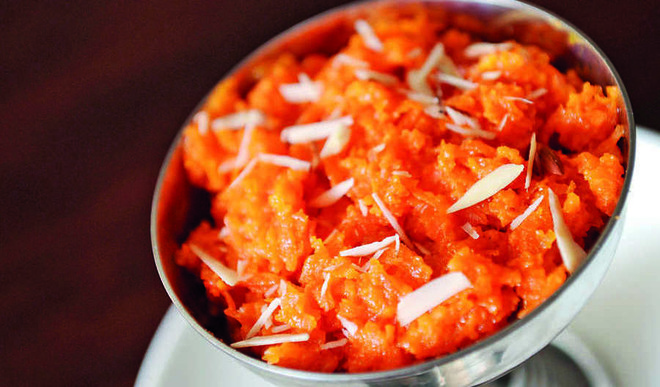 Delicious & Healthy Gajar Halwa