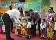 DPS Durgapur celebrates Janmasthami