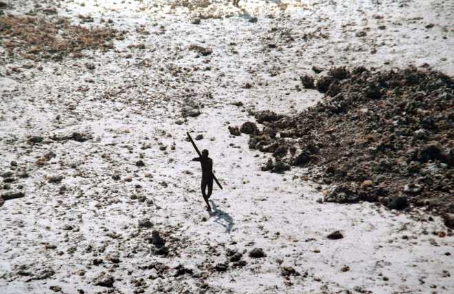 The Woman Who Softened The Sentinelese