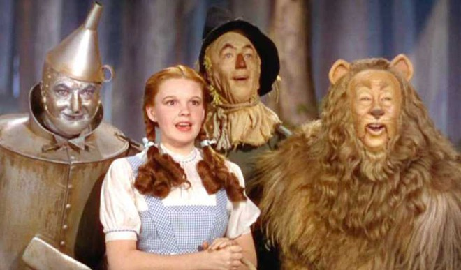 The Wizard of Oz Ranked Most Influential Film Ever