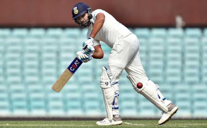 Rohit, Vihari Named In 12-man Squad