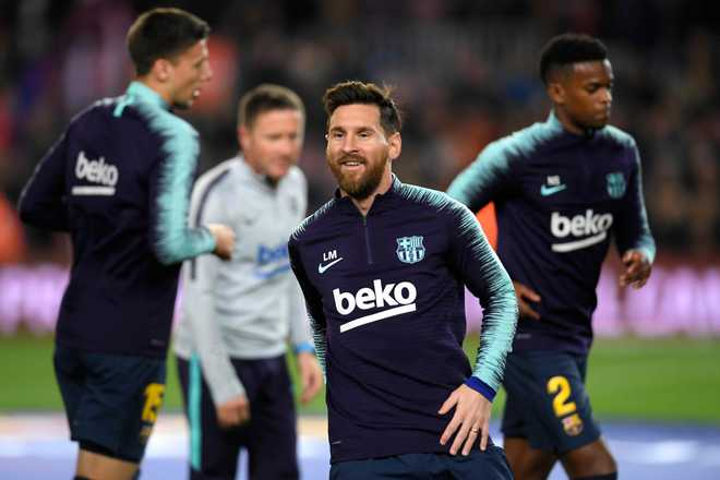 Messi's 5th Place In Ballon d'Or Absurd: Barca Coach