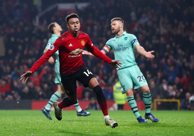 Man Utd Fight Back In 4-goal Thriller