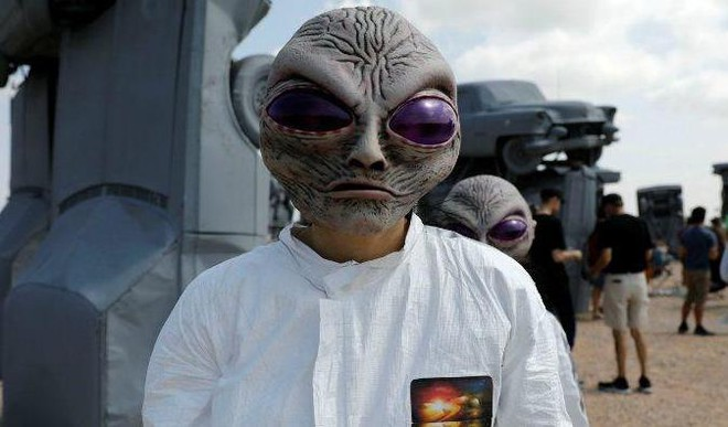 NASA Scientist Claims Aliens May Have Visited Earth