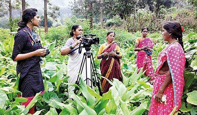 Women Farmers Who Turned Into Filmmakers