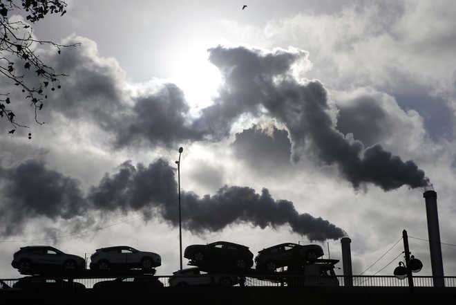 Global Carbon Pollution Up In 2018