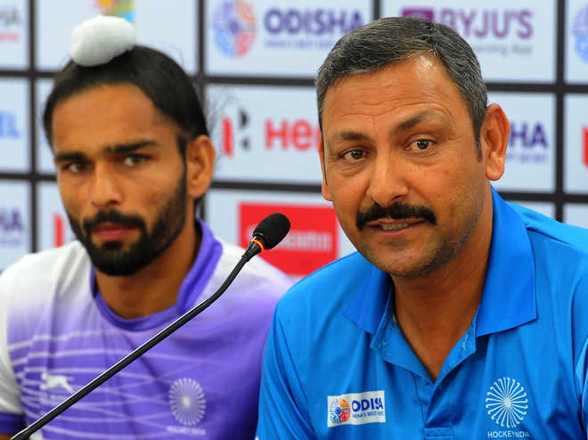 World Cup Begins For Us Now: Coach Harendra Singh