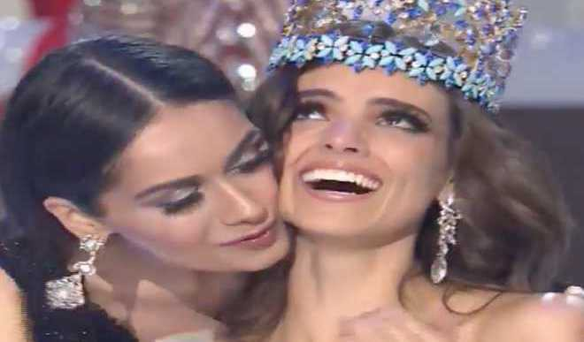 Manushi Crowns Successor As Miss World 2018