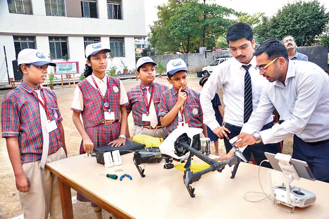 Young Explorers Design & Launch 40 Satellites
