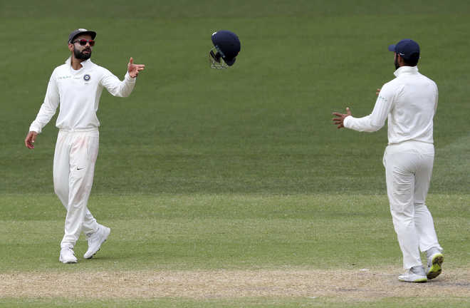India Beat Australia by 31 Runs In First Test
